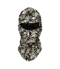 Балаклава Buff Balaclava Microfiber Alldead, Multi color, One size, Унисекс, Балаклавы