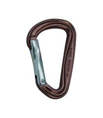 Карабин Rock Empire Carabiner Racer Straight, brown
