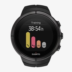 Часы Suunto Spartan Ultra (HR) All Black Titanium, black