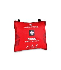 Аптечка Lifesystems Light&Dry Nano First Aid Kit, red
