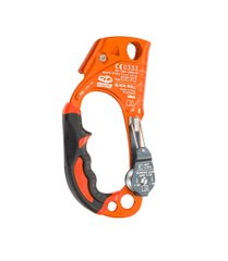 Зажим Climbing Technology Quick Roll Ascender W/Pulley, orange, Ручные