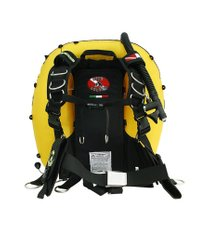 Жилет-компенсатор Dive System Rec Tech-K G4106, black, L/XL