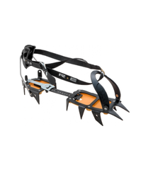 Кошки Rock Empire Crampons Machki Expert, black/orange, Кошки, Полуавтоматы