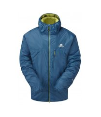 Куртка Mountain Equipment Compressor Hooded Jacket, Marine, Primaloft, Утепленные, Для мужчин, S, Без мембраны