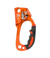 Зажим Climbing Technology Quick-up + (2017) правый, orange, Ручные
