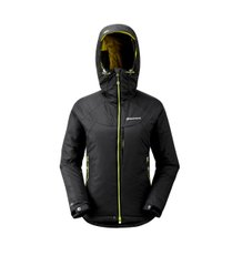 Куртка Montane Flux Jacket Female, Graphite/peacock, Primaloft, Утепленные, Для женщин, S, Без мембраны