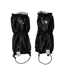 Бахилы Tatonka Gaiter Ripstop Short Light, black, One size, Короткие, Без мембраны