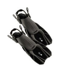 Ласты Ocean Reef Duo Fins, Black S/M, S/M, Ласты