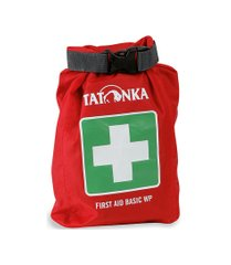Аптечка Tatonka First Aid Basic Waterproof, red
