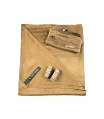 Полотенце McNett Microfiber Tactical Towel M, Coyote, M