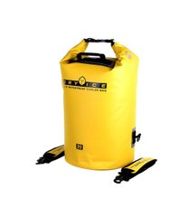 Гермосумка OverBoard Dry Ice Cooler Bag 30L, yellow, Гермосумка, 30