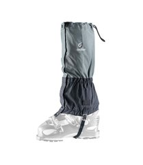 Бахилы Deuter Altus Gaiter M, granite/black, One size, Высокие, Без мембраны