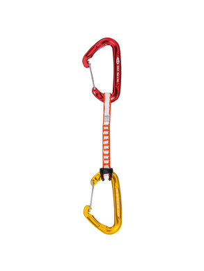 Оттяжка Climbing Technology Fly-Weight Pro Set DY 12 cm, red/gold