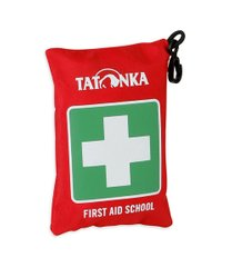 Аптечка Tatonka First Aid School, red