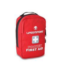 Аптечка Lifesystems Pocket First Aid Kit, red