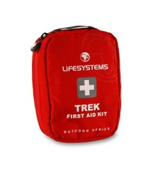 Аптечка Lifesystems Trek First Aid Kit, red